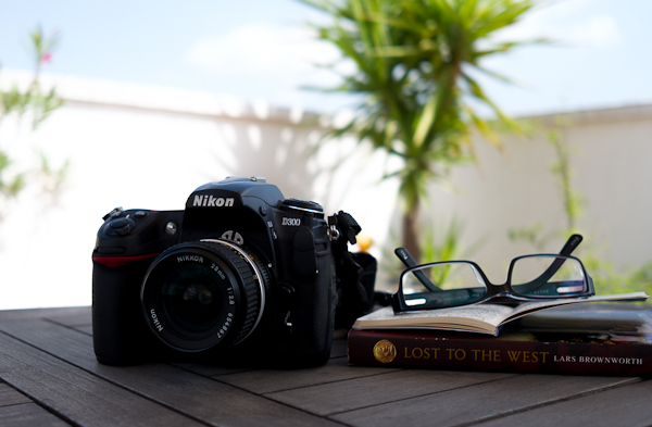 Nikon D300 para fotografía de viajes