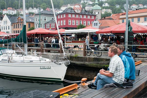 Puerto de Bergen