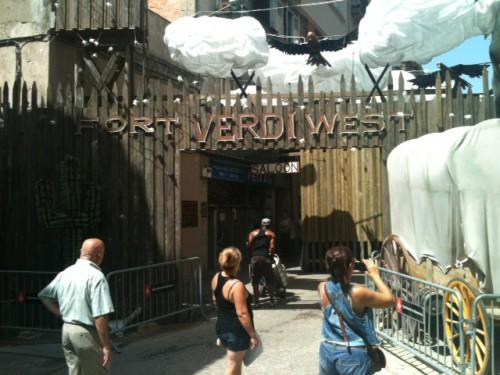 El Fort West de Verdi