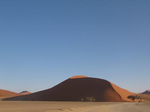 Duna 45 de Sossusvlei en Namibia