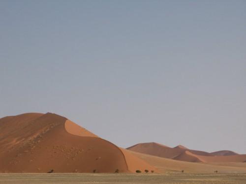 Dunas de Sossusvlei en Namibia