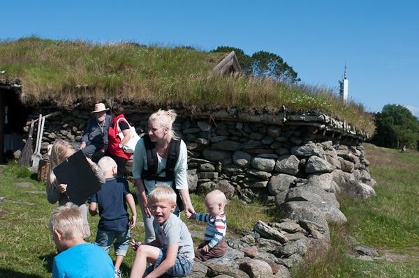 Granja de la Edad de Hierro de Stavanger