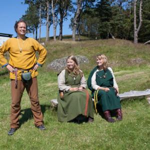 Habitantes de la Edad de Hierro en Stavanger