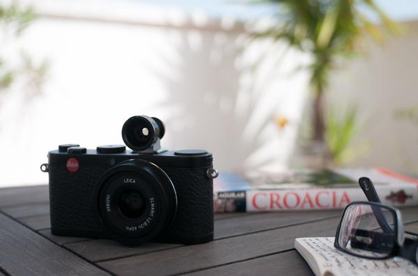 Mi nueva adquisición, una Leica X1