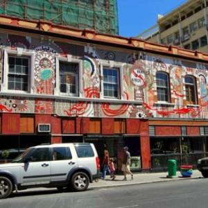 """Long Street de Ciudad del Cabo, no sólo una """"Calle Larga"""""""