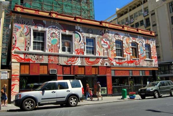 Long Street, la calle más popular de Ciudad del Cabo