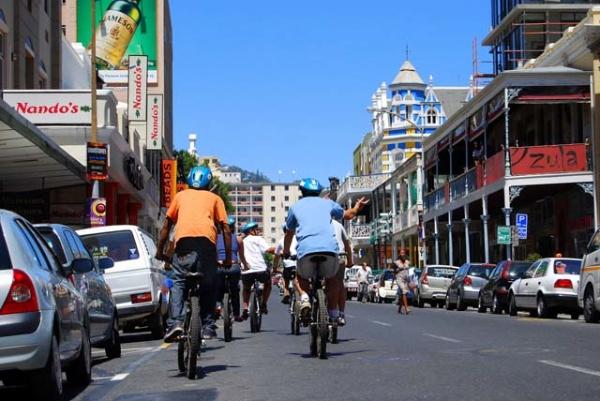 Long Street de Ciudad del Cabo