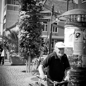 Street photography en Noruega