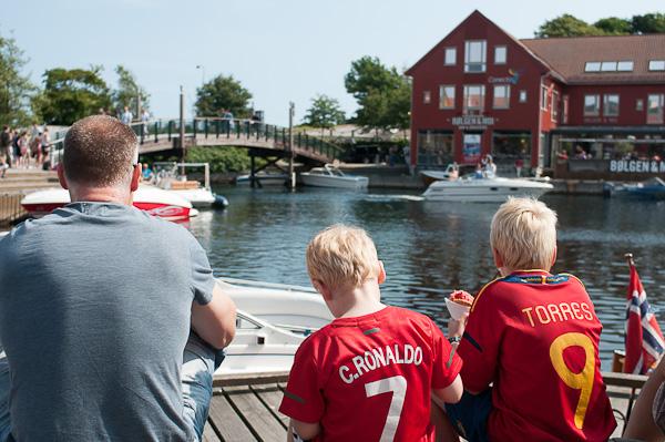 Mercado de pescado de Kristiansand