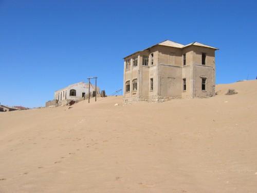 Kolmannskuppe de Namibia (@ Wikipedia)