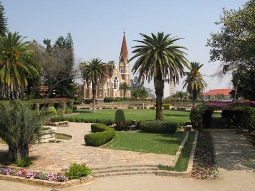 Iglesia de Windhoek