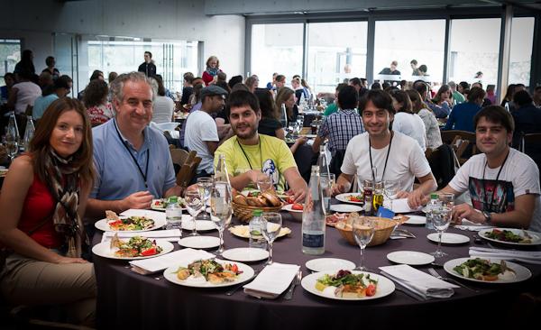Bloggers en el #tbex Girona