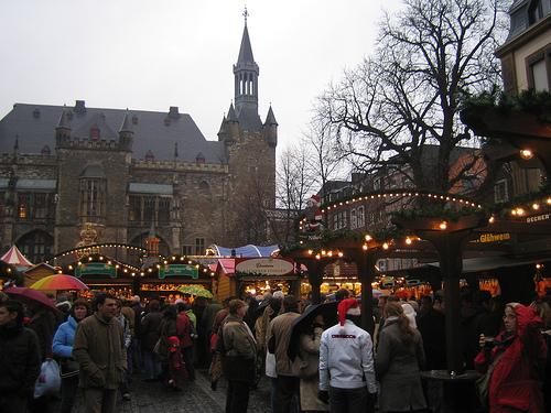 Mercado de Navidad de Aahen