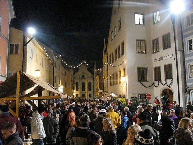 Mercado de Navidad de Fussen