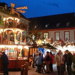 Visitar los mercadillos navideños de Alemania