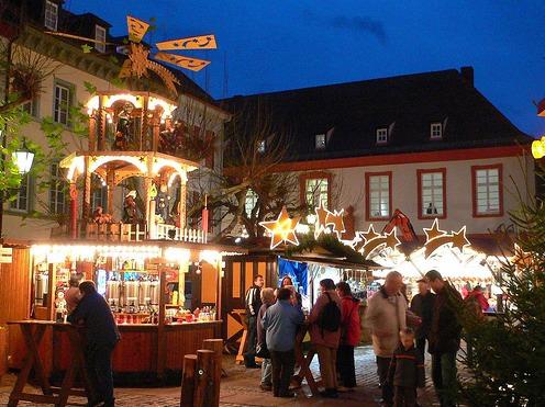 Mercados de Navidad de Alemania