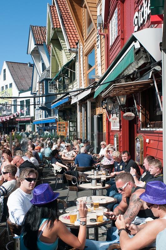 La foto de Stavanger