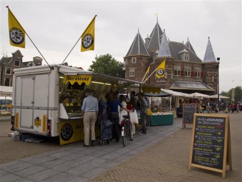 Mercado Callejero de Ámsterdam