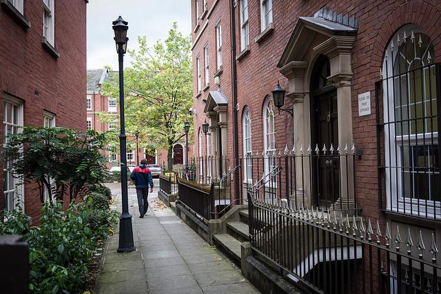 Casas de Manchester