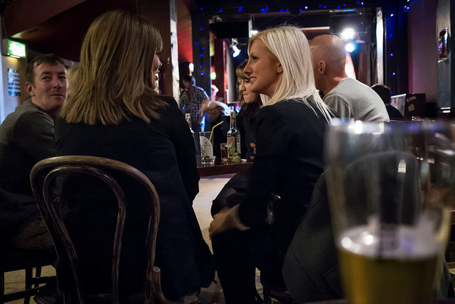 Los mancunianos y los pubs son inseparables