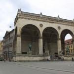 Odeonplatz de Munich