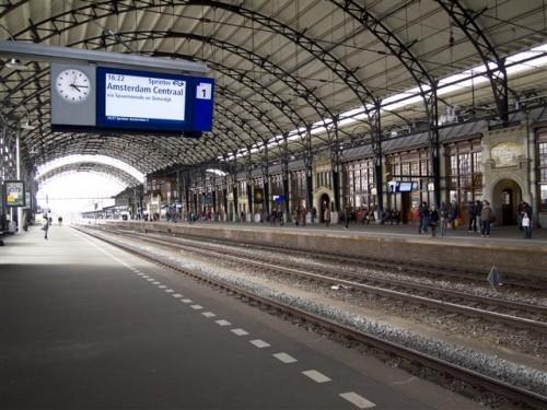 Estación de tren de Haarlem