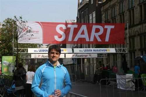 Media Maratón de Leiden
