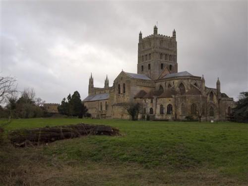 Iglesia de Tewkesbury