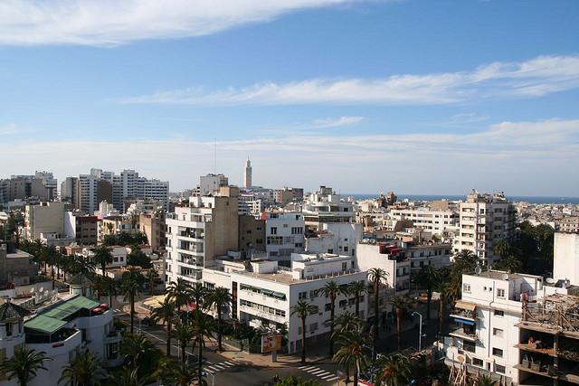 Impresiones de un viaje a Casablanca