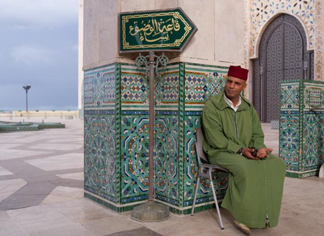 La Casablanca musulmana y su máximo exponente, la magnífica mezquita de Hassan II