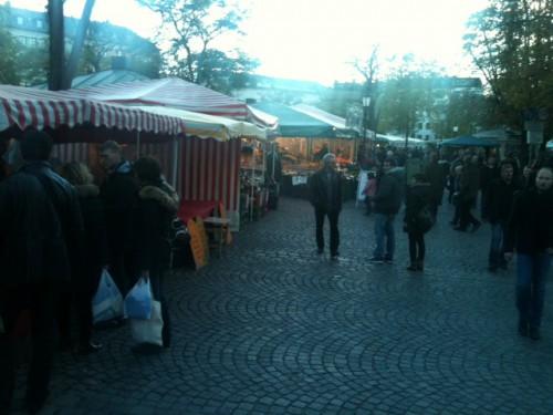 Vituallen Market de Munich