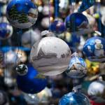 Adornos navideños en los mercados de Múnich