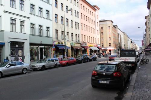 Calle de Berlín