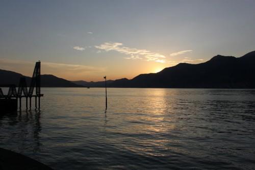 El lago Iseo