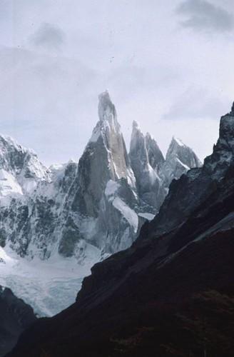 Vista del Cerro Torre (@ Wikipedia)