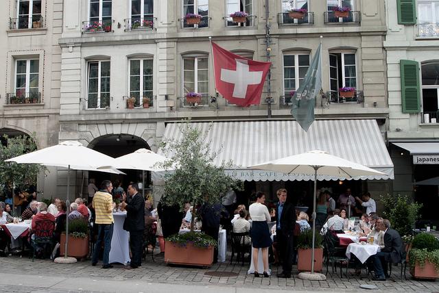Elegancia y glamour en Berna