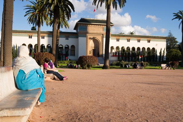 Place Mohammed V de Casablanca