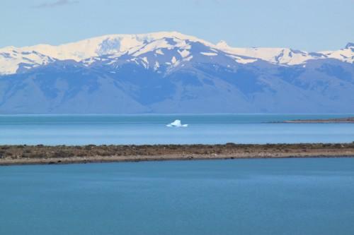 Iceberg en el Lago Argentina