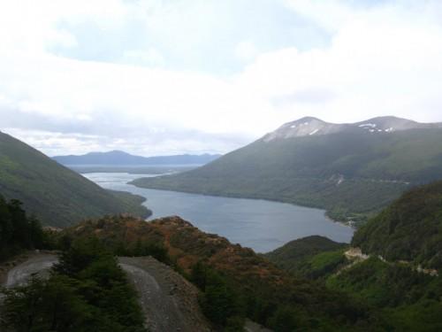 Lago Escondido en Ushuaia
