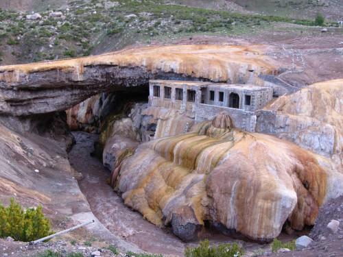 Puente del Inca en Argentina