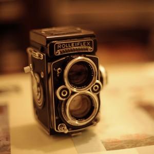 Rolleiflex, Flickr de @clonechung
