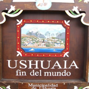 Ushuaia en el Fin del Mundo