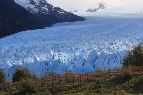 Vista del Perito Moreno