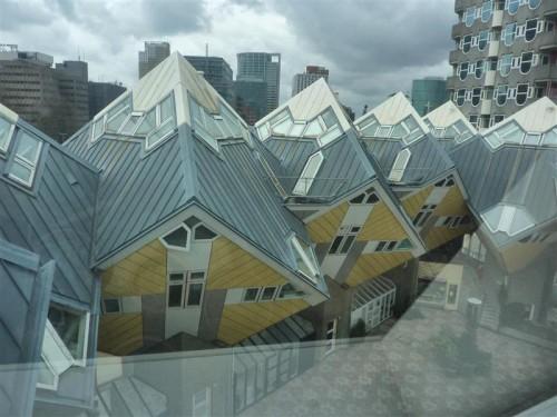 Casas Cúbicas