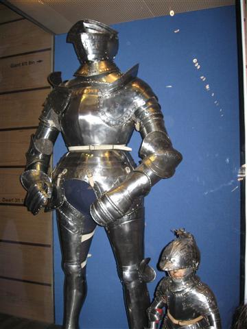 armadura de Enrique VIII