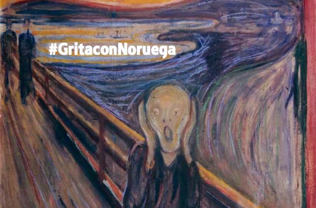 #GritaconNoruega