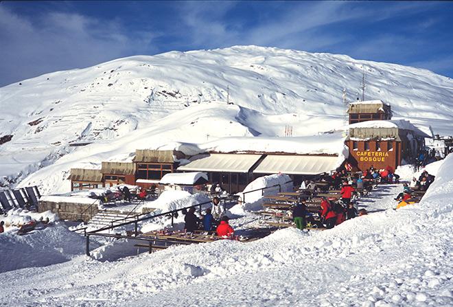 Esquiar y reponer fuerzas... para volver a esquiar