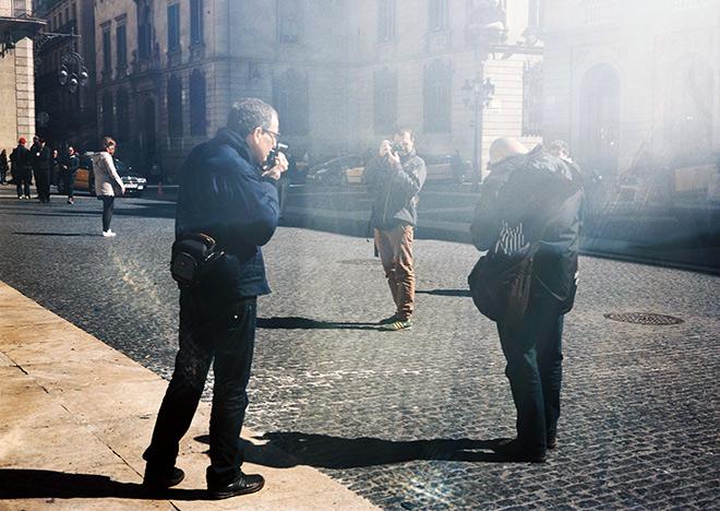 Salida de fotografía callejera por Barcelona