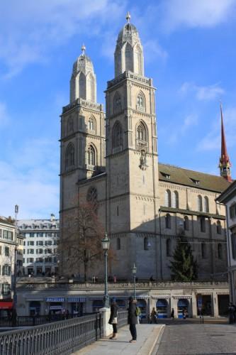 Catedral de Zurich