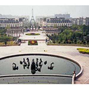 Copiando Europa desde China